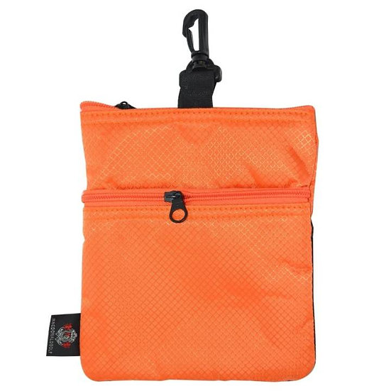 Golf Accessory Bag - Orange