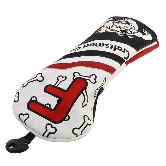 Craftman Red&Back&White Bulldog-Fairway