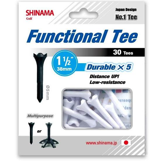 Golf Tee Distance up 38mm-White