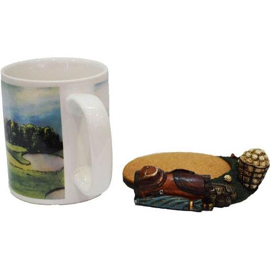 Golf Accessory / Golf mug set