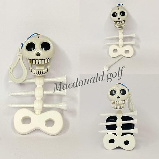 Golf Tee Holder-ที่เก็บทีตั้งลูกกอล์ฟ(โครงกระดูก)