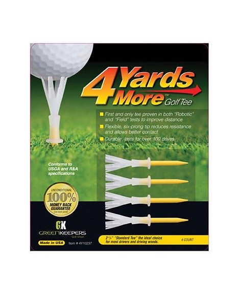 Golf Tee 4yards more 2-3/4 inch