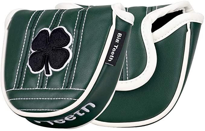 Big Teeth Golf Head Covers *NEW*-Putter Mallet