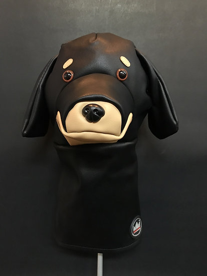 Cover CM for Driver Dachshund Leather