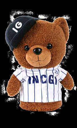 Cover For Driver INGGI รุ่น INHD025 (หมีเบสบอล)
