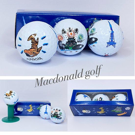 Golf Ball NAGOYA🇯🇵