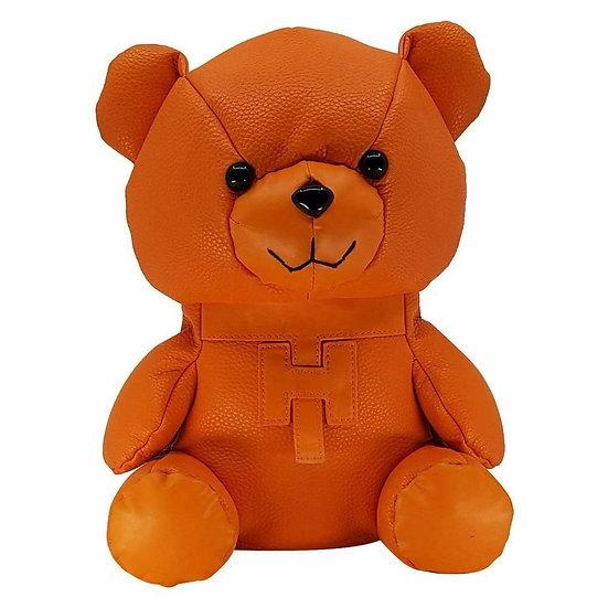 Cover INGGI Driver หมีสีส้ม