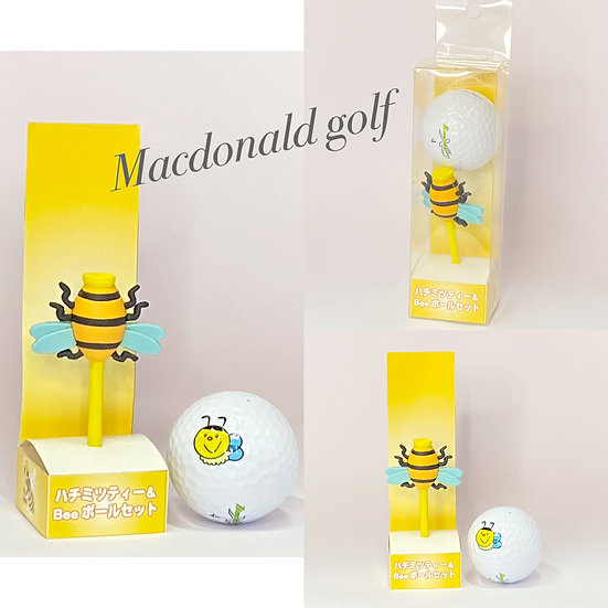 Golf Ball Set-ผึ้ง