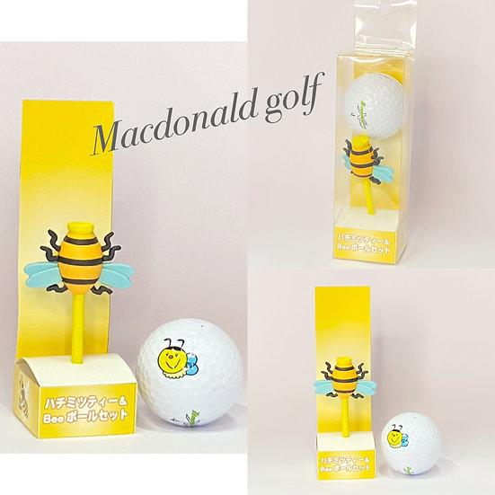 Golf Ball Set-ผึ้ง