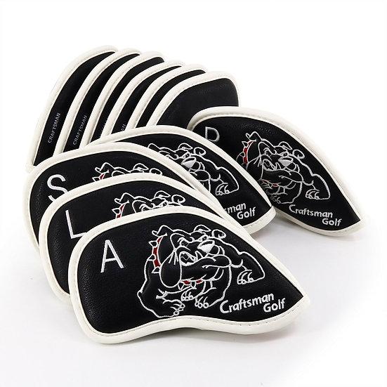 Cover Iron Craftsman Bulldog *NEW*-Black