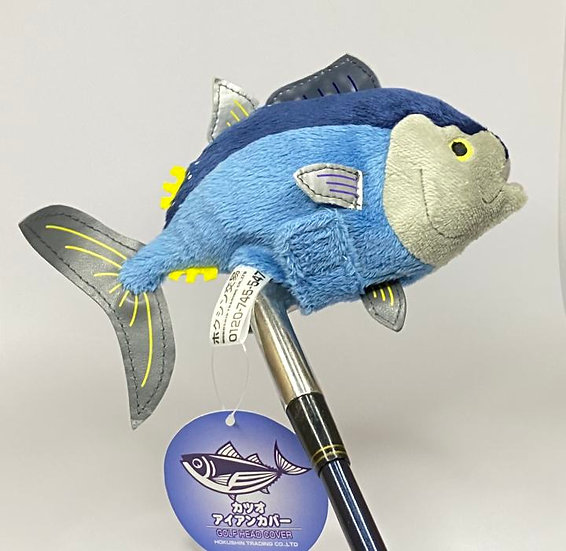 Golf Head Cover For Iron -ปลา