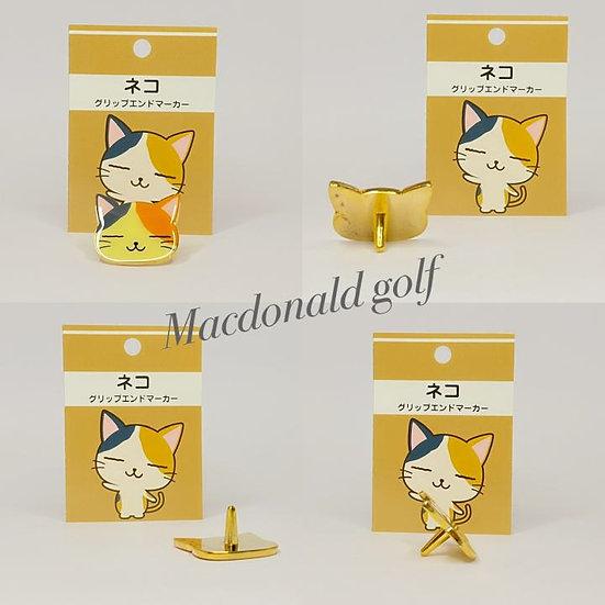 Golf Ball Marker pinn แมว
