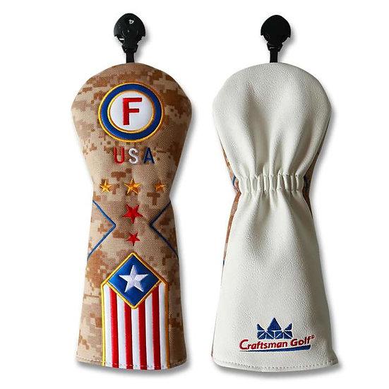 Craftman American Camo Flag-Fairway