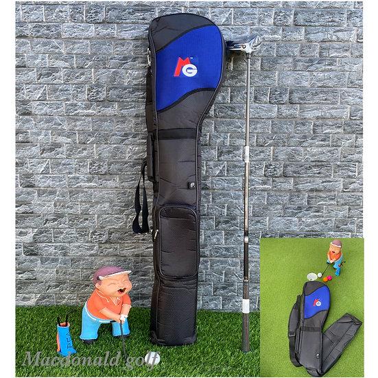 Half Set MG -กระเป๋าใส่ไม้กอล์ฟพับได้-Blue