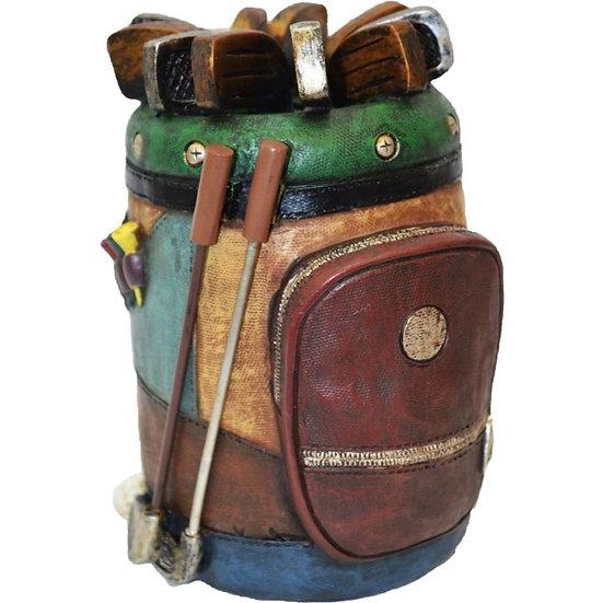 Macdonald Golf Golf bag coin bank