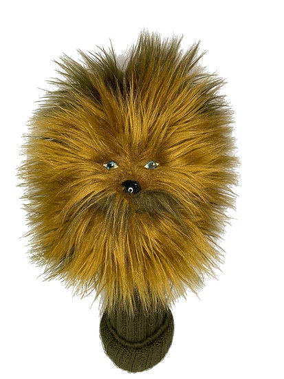 Golf Head Cover Star Wars Driver Headcover - Chewbacca