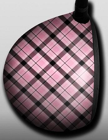 Plaid Pink