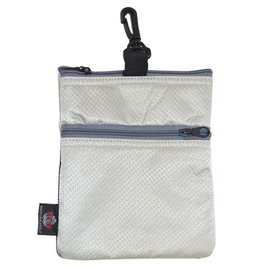 Golf Accessory Bag - Grey