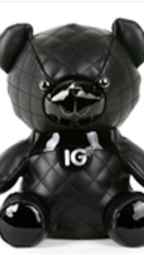 Cover INGGI For Driver (หมีหนังดำ)