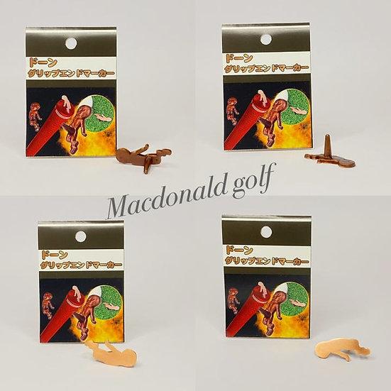 Golf Ball Marker pinn คนจับ......