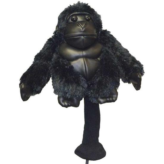 Golf Head Cover Gorilla-Black