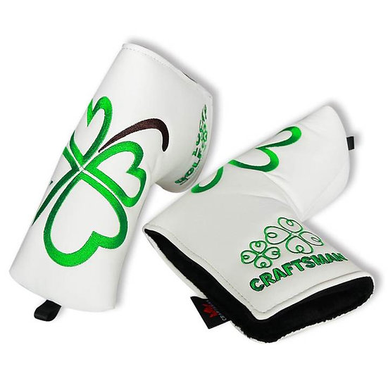 Golf Head Cover for Putter Blade Craft man
