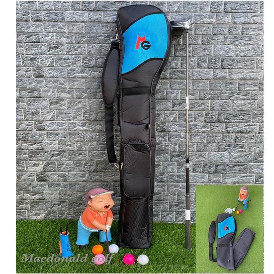 Half Set MG -กระเป๋าใส่ไม้กอล์ฟพับได้-SKY BLUE