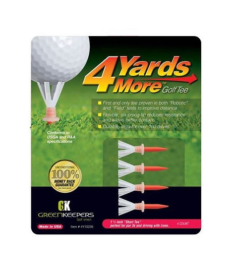 Golf Tee 4yards more 1-3/4 inch
