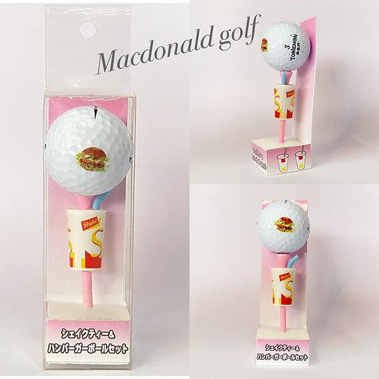 Golf Ball Set-การ์ตูน