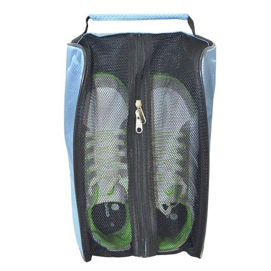 Shoe Bag - light blue