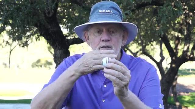 Dave Pelz's O-Ball