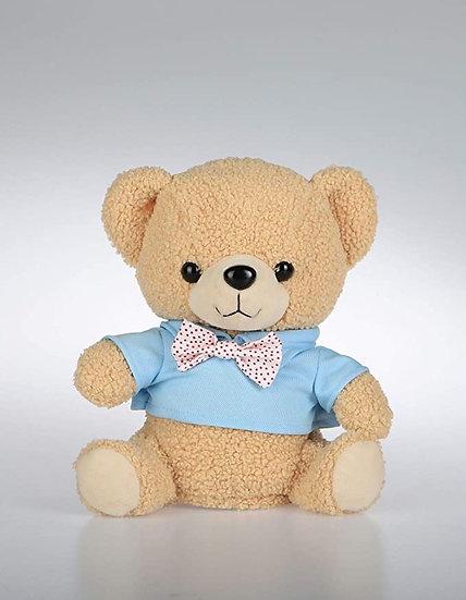 INGGI TEDDY BEAR GOLF PUTTER OR HYBRID/RESCUE HEAD COVER. DARK CANDY