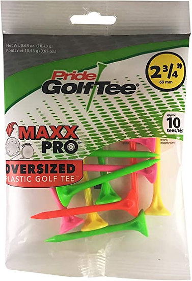 Golf Tee® MaxxPro™ Oversized Golf Tee™ Neon