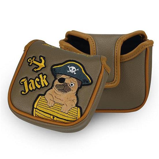 Cover CM For Putter Mallet Captain Jack (Large)
