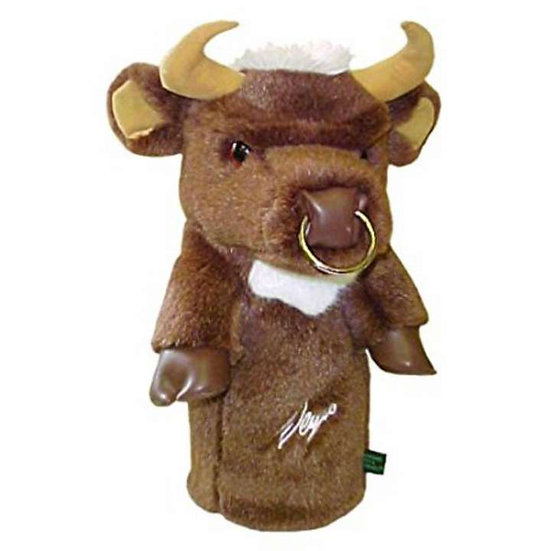 Sergio Garcia Bull Head Cover