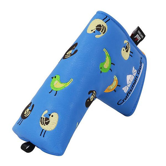 Golf Head Cover Putter-Bird