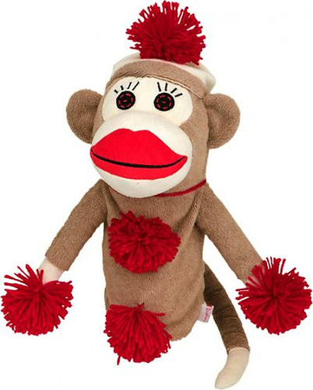 Monkey Made of Sockies