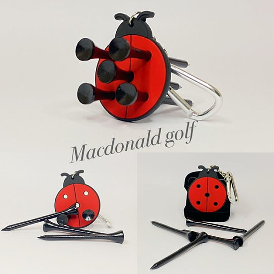 Golf Tee Holder -ที่เก็บทีเต่าทอง