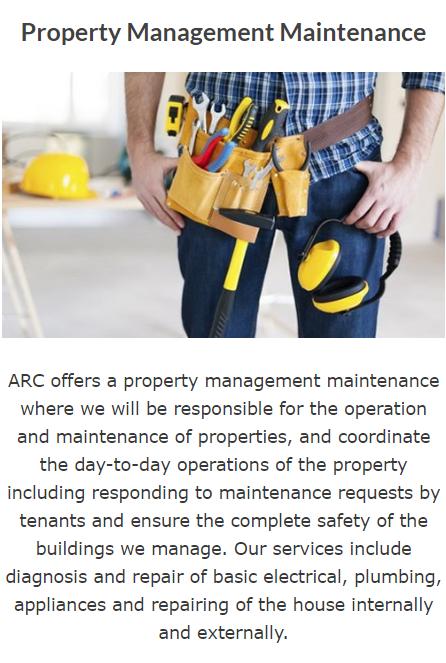 Property Management Maintenance