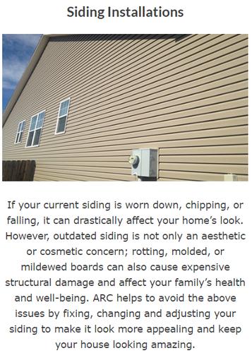 Sliding Installations