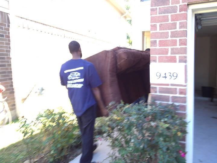 Unloading Help