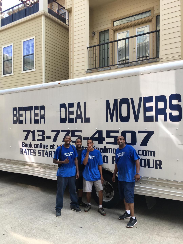 Full Service Move 4 Men