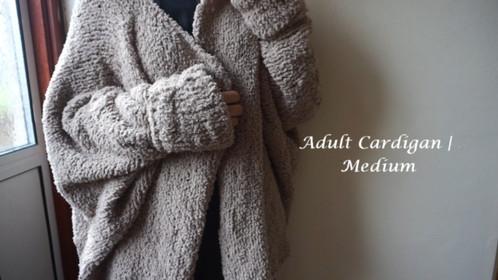 Adult Cardigan Medium