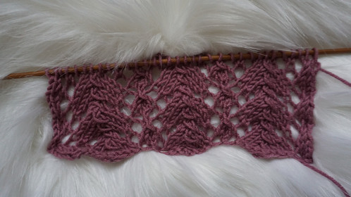 Fishtail Stitch