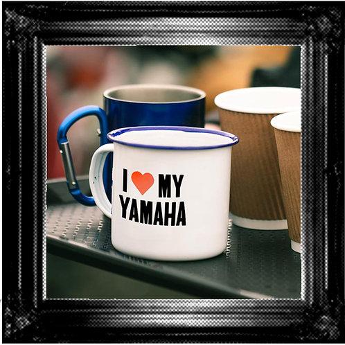 I Love My Yamaha Mug
