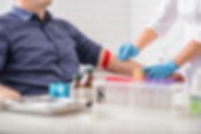 Endurance Athlete Blood Test