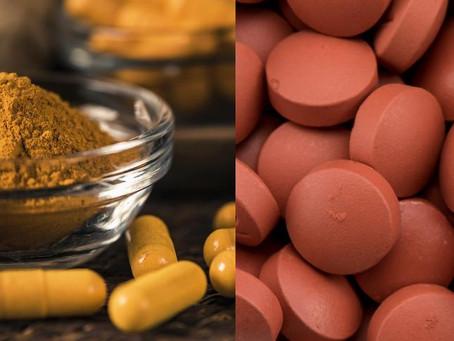 Turmeric vs Ibuprofen