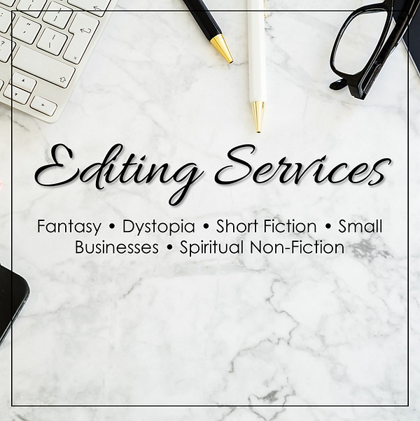 Editing Services List