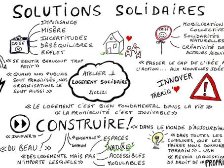 [Vidéo] Des solutions solidaires pour le logement