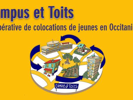 Bienvenue à Campus & Toits !
